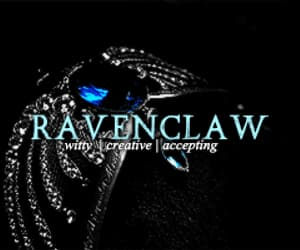 gif, harry potter, and ravenclaw image