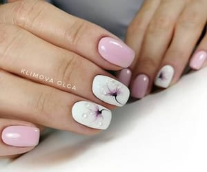 flowers, flowernails, and springnails image