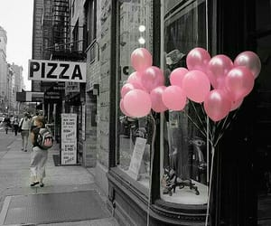 pink, balloons, and photography image