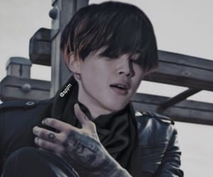 abs, bts, and jimin edit image