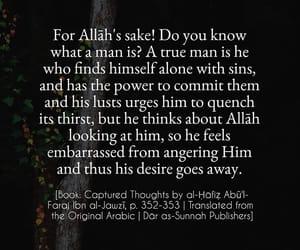 allah, muslim, and arabic image
