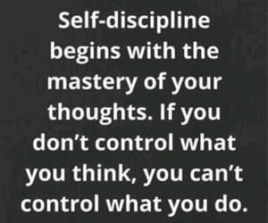 choice, discipline, and control image