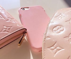 pink, beautiful, and iphone image