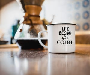 aesthetic, life begins after coffee, and aesthetics image