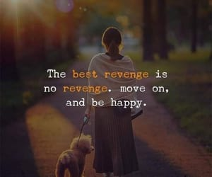 happy, motivation, and move on image