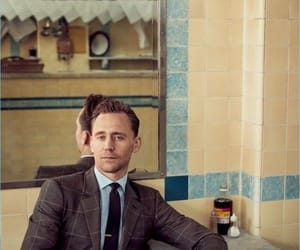 photoshoot and tom hiddleston image