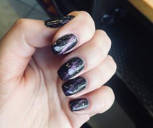 black, cateye, and mine image