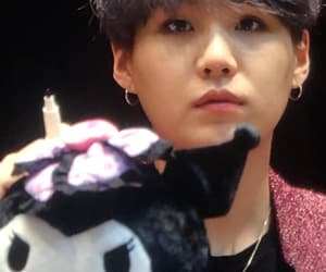 yoongi and bts image