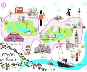 london bus route image