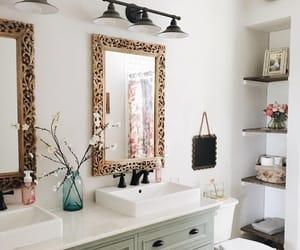home, bathroom, and home decor image