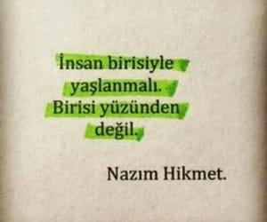 turkce soz and nazım hikmet image
