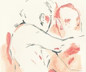 art, watercolour, and gouache image