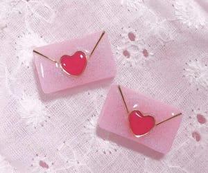 accessory, heart, and kawaii image