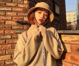beauty, fashion, and korean image