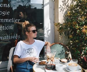 breakfast, fashion, and look image