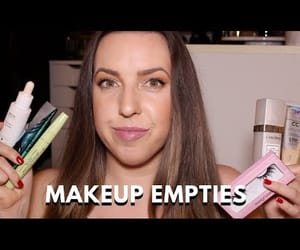 makeup, review, and video image