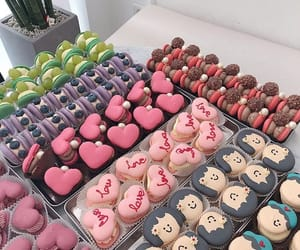 aesthetic, cupcakes, and berries image