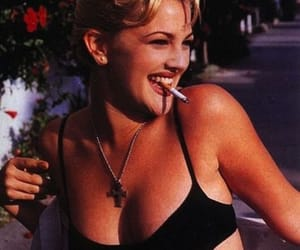 drew barrymore, 90s, and vintage image