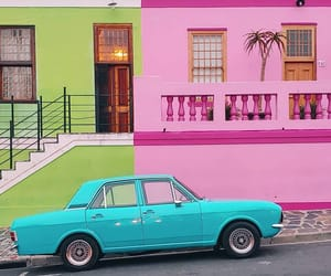 cars, colors, and street photography image