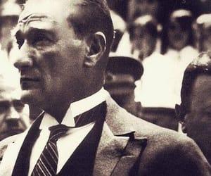 turkiye, lider, and mustafa kemal atatürk image