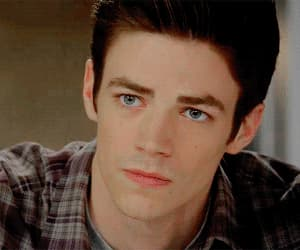 gif, the flash, and barry allen image