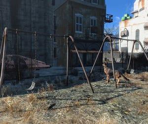 apocalypse, playground, and rust image