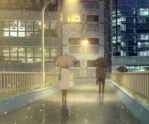 anime, farewell, and short image