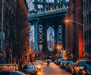 Brooklyn and new york image