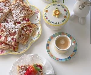 beautiful life, breakfast, and bunny image