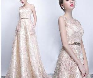 bridal, classy, and fancy image