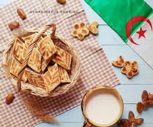 Algeria and food image