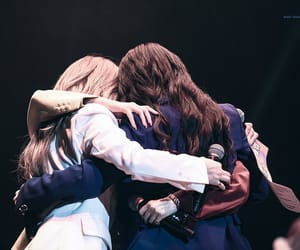 concert, fatal, and hug image
