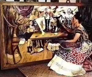 frida kahlo, Painter, and beauty nature image