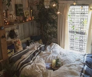 bedroom, cozy, and room image