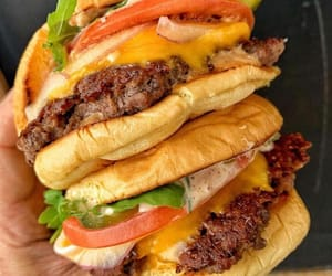 awesome, delicious, and burguer image