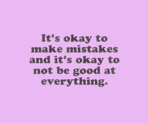 quotes, words, and mistakes image