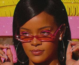 rihanna, pink, and 90s image