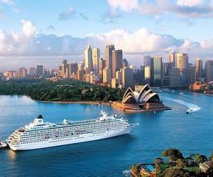 australia, beautiful, and travel image