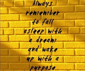 quotes, yellow, and wallpaper image