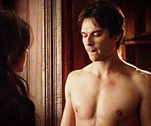 gif, rescue me, and ian somerhalder image