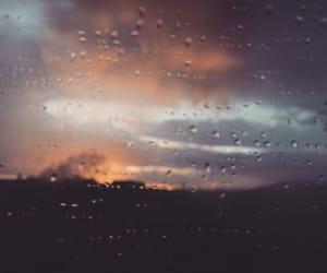 rain, rainy, and skies image