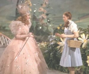 pink, Wizard of oz, and vintage image