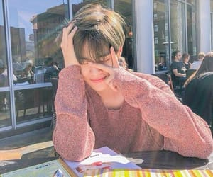 wanna one, daehwi, and kpop image