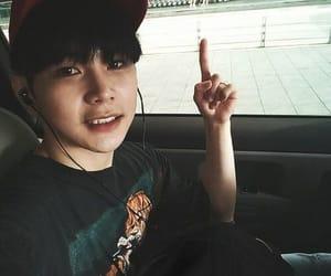 boy, korean, and minsung image