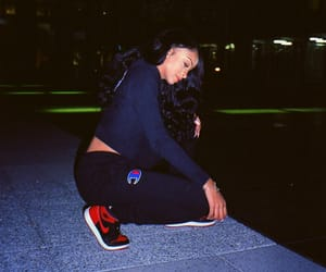 fashion, sneakers, and nyc image