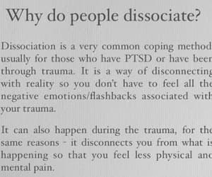 trauma, ptsd, and flashbacks image