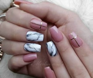 design, nails, and art image