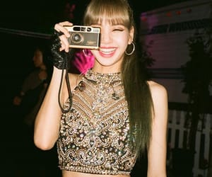 blackpink, lisa, and kpop image