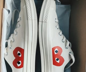 aesthetic, cdg, and converse image