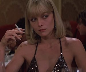 aesthetic, michelle pfeiffer, and sequin image